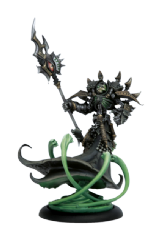 Cryx Lich Lord Asphyxious